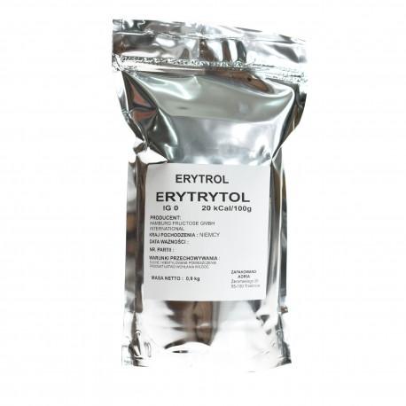 Erytrol - Cukier bez kalorii 0,9kg Niemcy