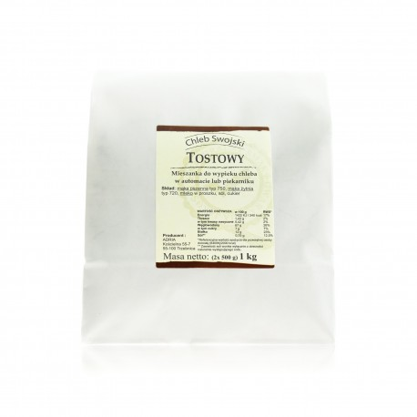 Chleb Tostowy 1kg