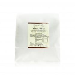 Chleb 100% Żytni Myśliwski 1 kg