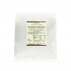 Chleb 100% Żytni Słonecznikowy 1 kg